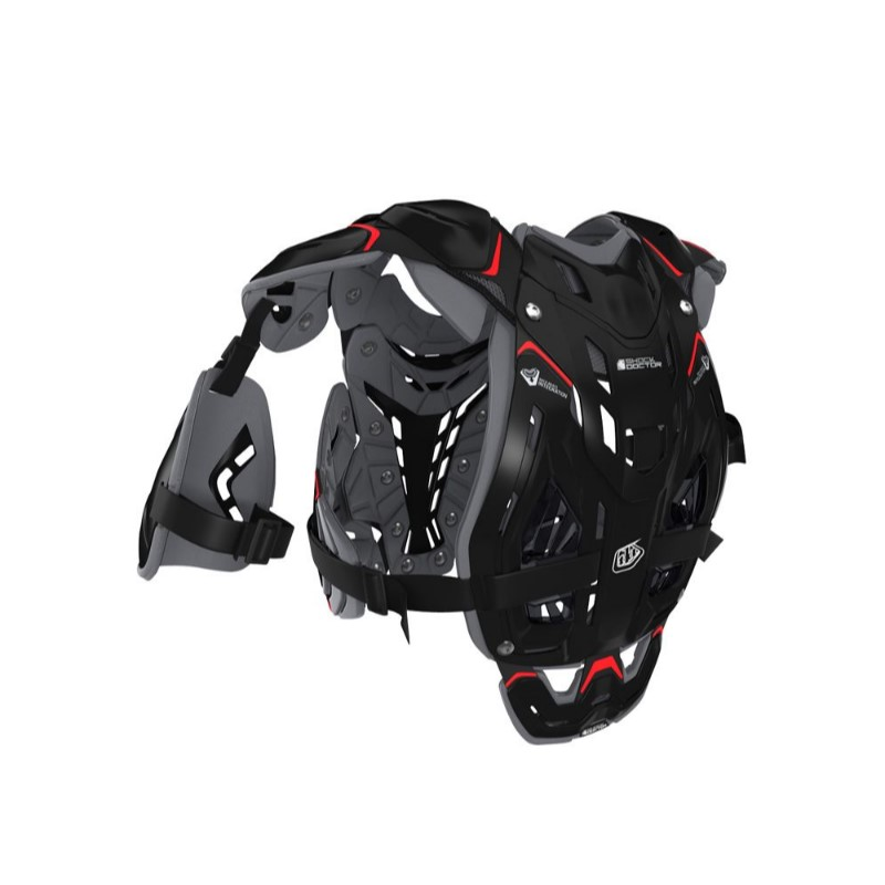 Chest protector 5955 - fekete - M